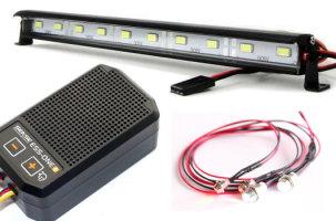 LED und Sound