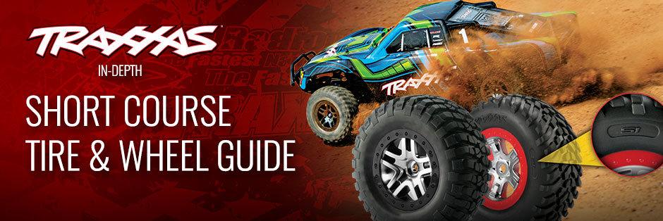 Wie Sie die besten Felgen und Reifen für Ihren 2WD oder 4X4 Slash auswählen - Traxxas News Wie Sie die besten Felgen und Reifen für Ihren 2WD oder 4X4 Slash auswählen