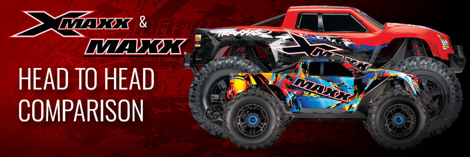 Sehen Sie, wie Traxxas zwei härteste Monster Trucks im Vergleich stehen - Traxxas News Sehen Sie, wie Traxxas zwei härteste Monster Trucks im Vergleich stehen