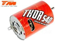 Elektromotor - Brushed - 22 turns - THOR 540 TM191001