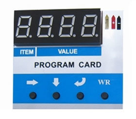 Programmierkarte für ZD Regler 80A (640006)