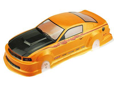 Karosserie lackiert AM10TC gold/schwarz