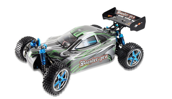 Booster Pro Buggy Brushless 4WD, 1:10, RTR