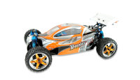 AME-22033 Booster Pro Buggy Brushless 4WD, 1:10, RTR