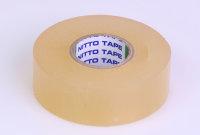 Nitto Tape 201, 25 Rollen 25mm x 25m transparent...