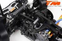 Auto - 1/10 Elektrisch - 4WD Drift - RTR - Brushless -...