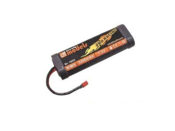 Racing Pack NiMH 7,2 Volt 3,0 Ah T-Plug