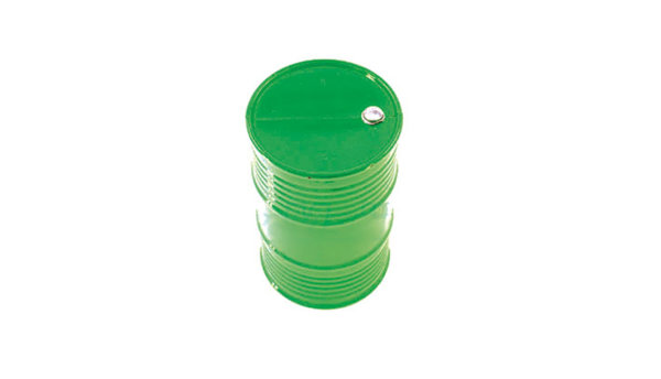 Öltank 44 Gallonen grün