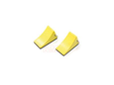 Unterlegkeil gelb 2 Stück