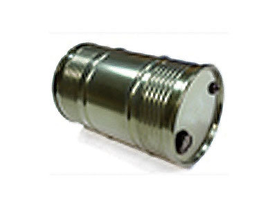 Aluminium Öltank Gun metal