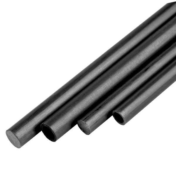 CFK Rundrohr ø 8,0x6,0 x 1000mm