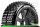 LR-T3150SB Louise RC - B-HORNET - 1-8 Buggy Tire Set - Mounted - Soft - Black Spoke Wheels - Hex 17mm - LR-T3150SB