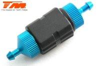 Benzinfilter - Gross - Blau / TM111045B