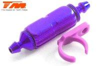 Benzinfilter - Medium - Purple / TM111048P