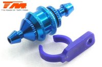 Benzinfilter - Klein - Blau / TM111051B