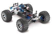 TRX53097-3 SLVR TRAXXAS Revo RTR 3.3R TQ-Wireless +12V-Lader &TSM