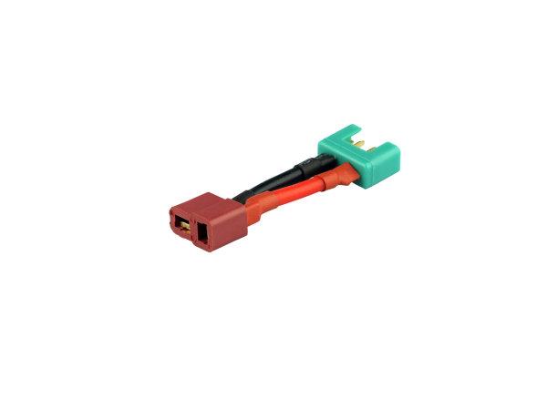 Adapter Deans Ultra Buchse «-» MULTIPLEX Stecker |Yuki 600150