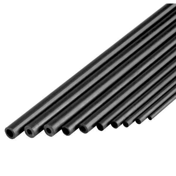 CFK Rundrohr ø 3,0x1,2x1000mm