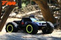 Team Magic  E6 RAPTOR - Schwarz/Gelb / TM505007Y