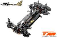 Team Magic E4RS4 Bausatz / TM507018