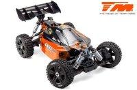 Team Magic B8ER Orange/Schwarz / TM560011EH6