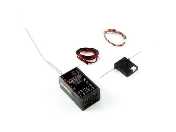 Spektrum AR8010T 8CH Empfaenger mit Telemetrie