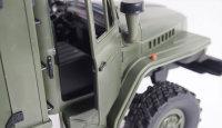 AME-22371 Ural B36 Militär LKW 6WD RTR 1:16, grün