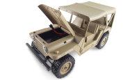 AME-22385 U.S. Militär Geländewagen 1:14 4WD RTR, Desert Sand
