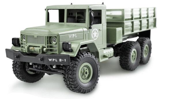 U.S. Truck 6WD grün 1:16 RTR