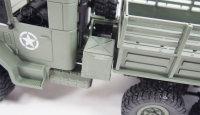 AME-22358 U.S. Truck 6WD grün 1:16 RTR