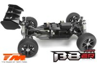 TM560011B-ARR Auto - 1/8 Elektrisch - 4WD Buggy - ARR - Team Magic B8ER Gelb/Schwarz ohne Elektronik / TM560011B-ARR