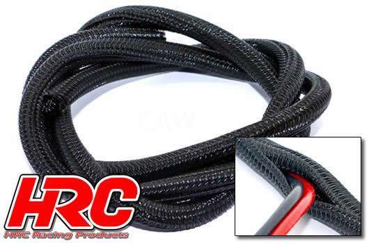 Kabel - TSW Pro Racing - WRAP Gewebeschlauch für Servokabel - 6mm (1m) / HRC9501S