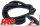 HRC9501S Kabel - TSW Pro Racing - WRAP Gewebeschlauch für Servokabel - 6mm (1m) / HRC9501S