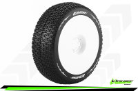 Louise RC - B-MAGLEV - 1-8 Buggy Tire Set - Mounted -...