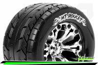 Louise RC - MT-ROCKET - 1-10 Monster Truck Tire Set -...