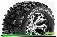 Louise RC - MT-PIONEER - 1-10 Monster Truck Tire Set -...