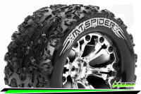 Louise RC - MT-SPIDER - 1-10 Monster Truck Tire Set -...