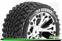 Louise RC - ST-HUMMER - 1-10 Stadium Truck Tire Set -...