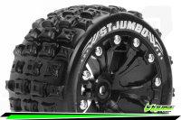 Louise RC - ST-JUMBO - 1-10 Stadium Truck Tire Set -...