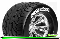 Louise RC - MT-ROCKET - 1-8 Monster Truck Tire Set -...