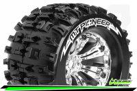 Louise RC - MT-PIONEER - 1-8 Monster Truck Tire Set -...