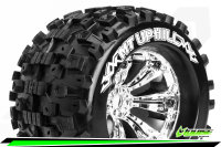 Louise RC - MT-UPHILL - 1-8 Monster Truck Tire Set -...