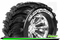 Louise RC - MT-CYCLONE - 1-8 Monster Truck Tire Set -...