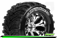 Louise RC - MT-CYCLONE - 1-10 Monster Truck Tire Set -...