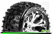 Louise RC - ST-PIONEER - 1-10 Stadium Truck Tire Set -...