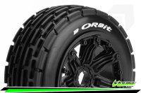 Louise RC - B-ORBIT - 1-5 Buggy Tire Set - Mounted -...