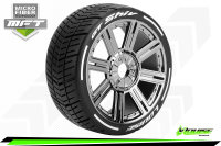 Louise RC - MFT - GT-SHIV - 1-8 Buggy Tire Set - Mounted...