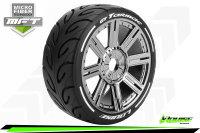 Louise RC - MFT - GT-TARMAC - 1-8 Buggy Tire Set -...