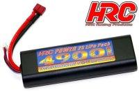 Akku - LiPo 2S - 7.4V 4900mAh 30C - RC Car - HRC 4900 -...