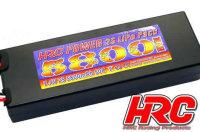 Akku - LiPo 2S - 7.4V 5800mAh 50C - RC Car - HRC Power...